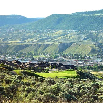 Juniper Ridge Homes in Kamloops BC